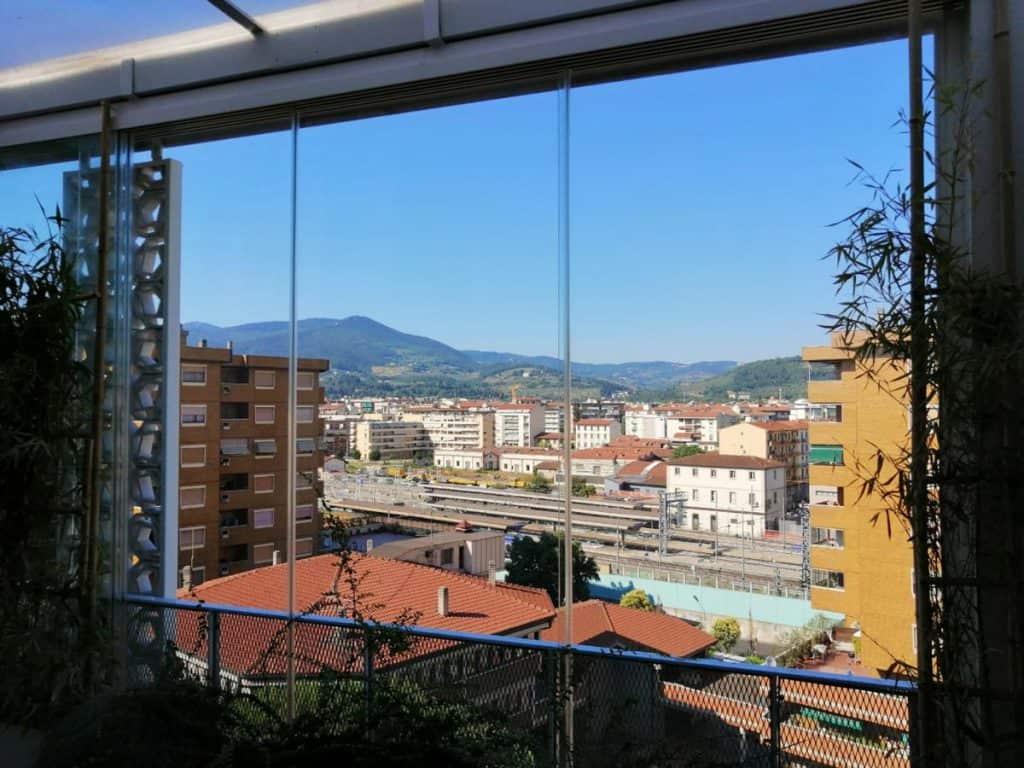 Vetrate scorrevoli per esterno: Installiamo a Firenze e in tutta la Toscana